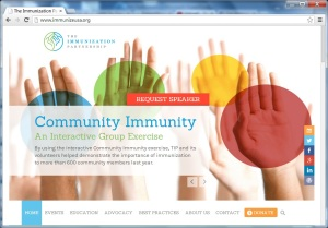 The Immunization Partnership Website