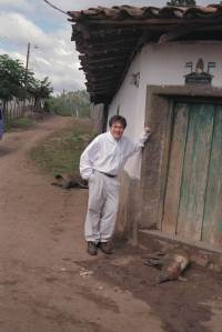 Dr. Hotez in Guatemala